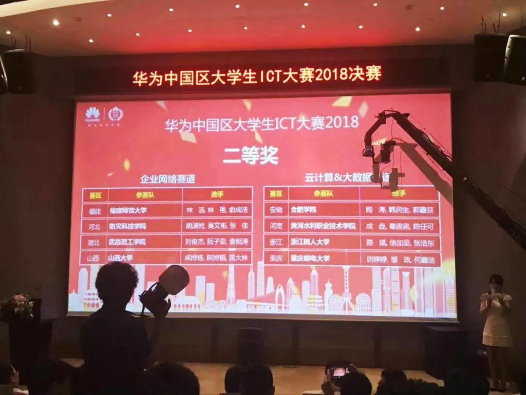 华为中国区ICT大赛二等奖获奖者.jpg